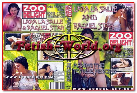 Zoo Delight - MAXING THE TONGUE PIERCING poster