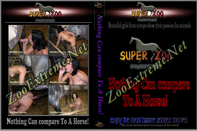 Super Zoo - Nothing Can compare To A Horse LOGOS