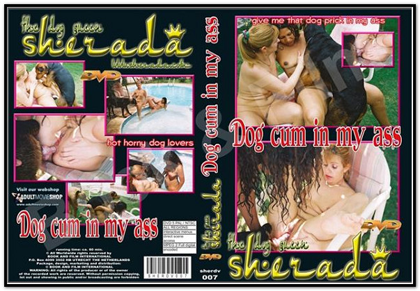Sherada - Dog Cum In My Ass POSTER
