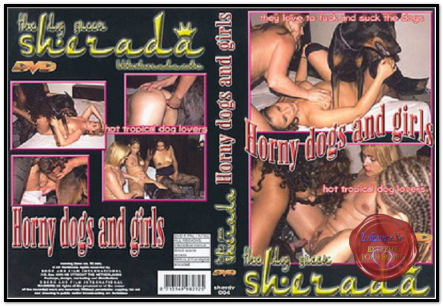 Sherada – Horny Girls And Dogs
