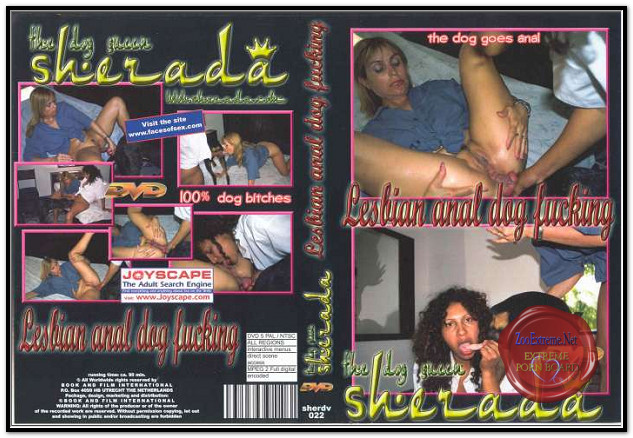 Sherada - LESBIAN AND ANAL DOG FUCKING poster