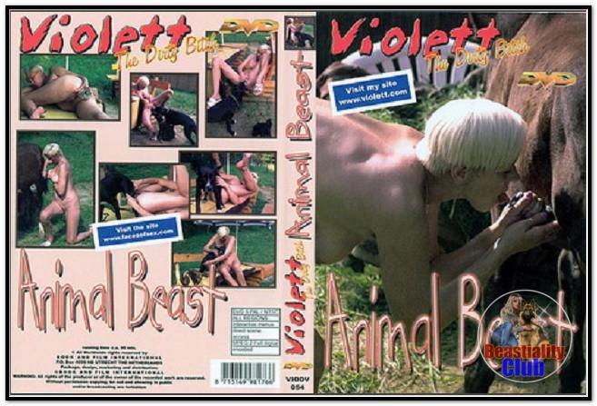 Violett - Animal Beast poster