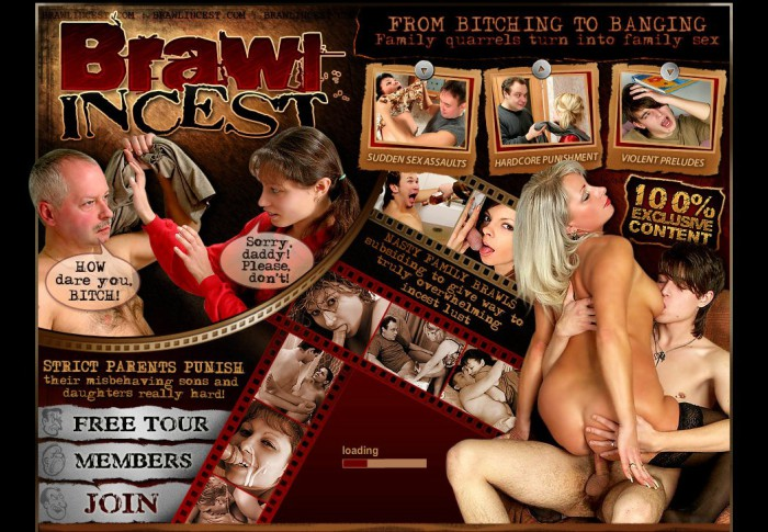 BrawlIncest Porno Pack – all 16 videos (Full SiteRip)