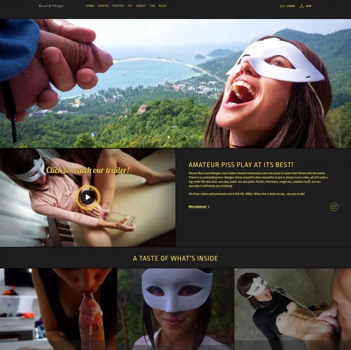 BruceAndMorgan Porno Pack – all 136 videos (Full SiteRip)