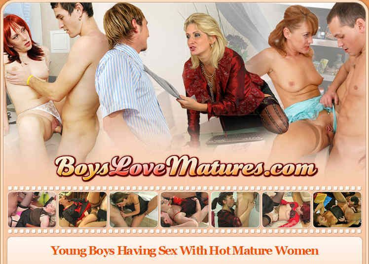 BoysLoveMatures LOGOS